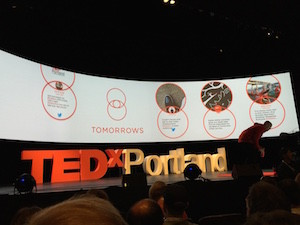 TEDxPortland for blog this?