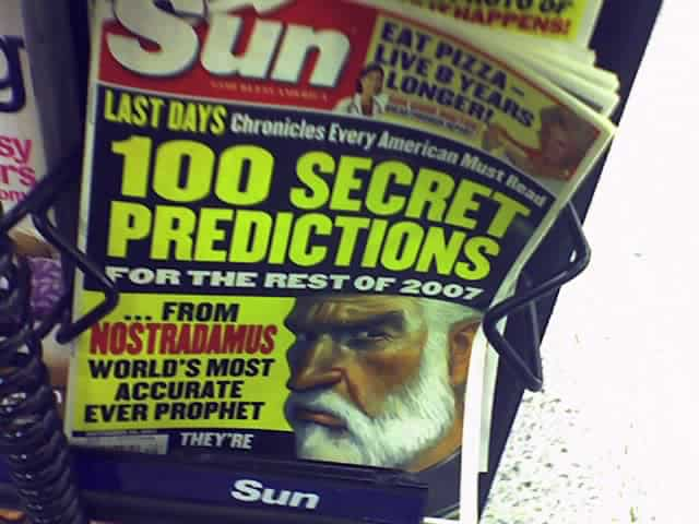 How to Use Curiosity to Predict the Future