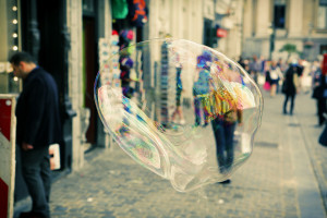 Bubble by Leeroy